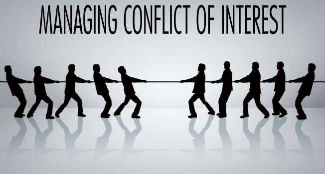 What is Conflict of Interest in Property?